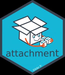 Badge hex attachment ThinkR
