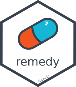 Badge Remedy ThinkR
