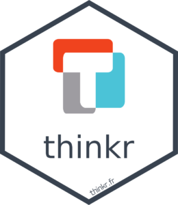 Badge thinkr package R