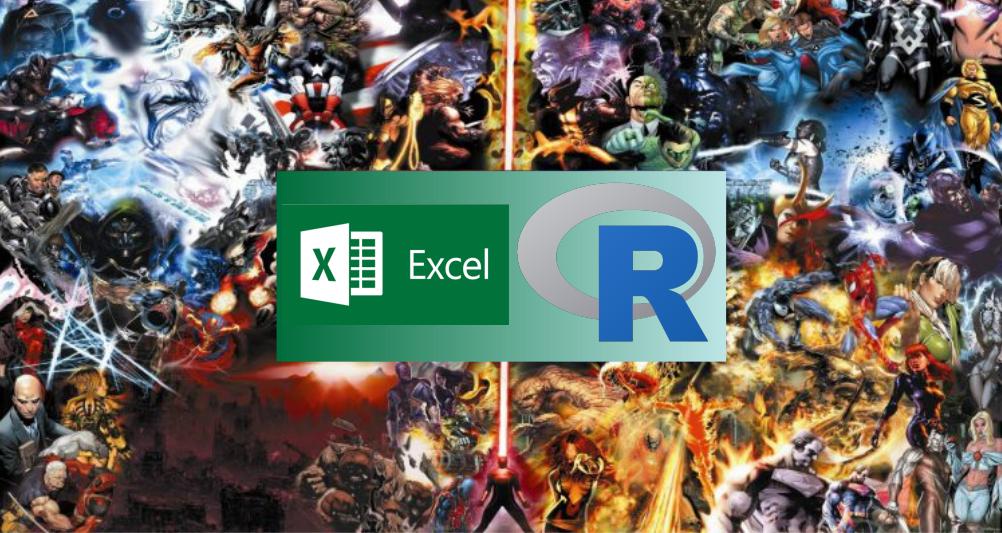 Passer de Excel au langage R