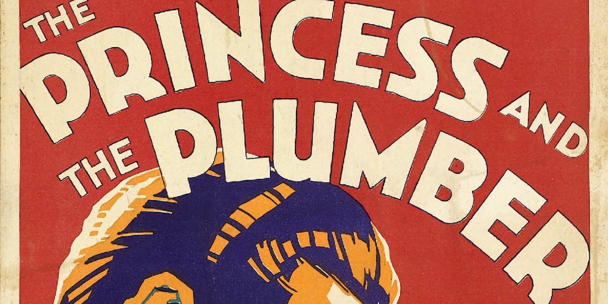 the princess and the plumber