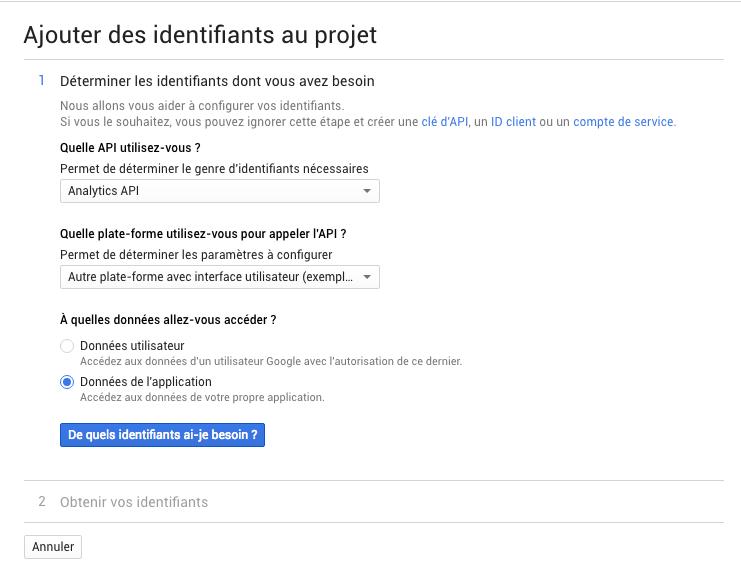 Acceder a Google Analytics depuis R