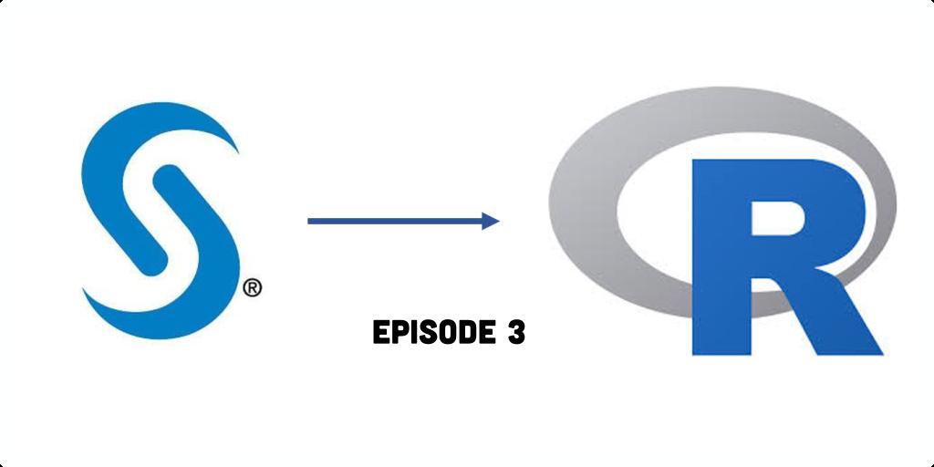 logo sas pour migration vers R episode3