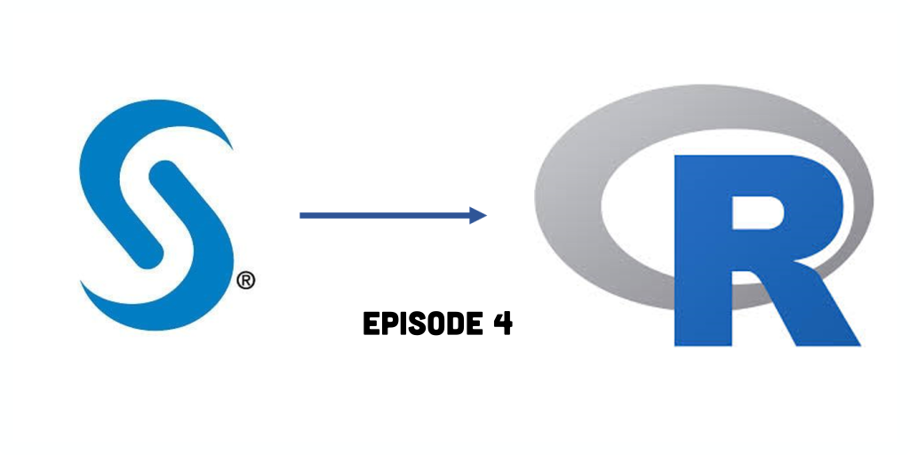 sas vers R episode 4