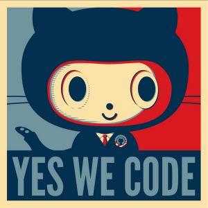 GitHub — Yes we code
